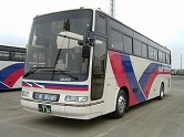 Akan Bus Co., Ltd.  Bus