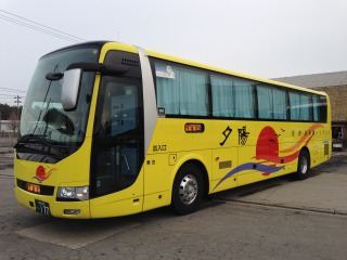 Shonai Kotsu Co., Ltd. Bus