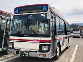Aizu Bus Co., Ltd.  Bus