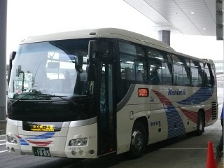 KANTO RAILWAY CO., LTD. Bus