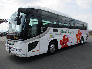 Kan-etsu Transportation Co.,Ltd Bus