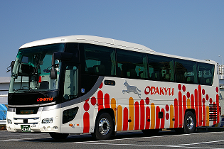 Odakyu City Bus Co., Ltd.  Bus