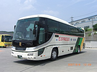 Mie Kotsu Co., Ltd. Bus