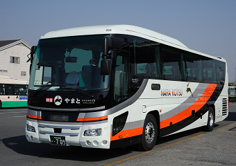 Nara Kotsu Bus Lines Co.,Ltd. Bus