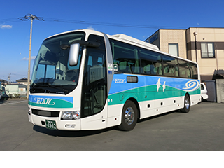 Tokushima Bus Co., Ltd.  Bus