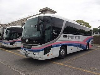 Iyotetsu Bus Co., Ltd. Bus