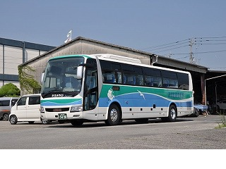 Setouchi Bus Co., Ltd. Bus